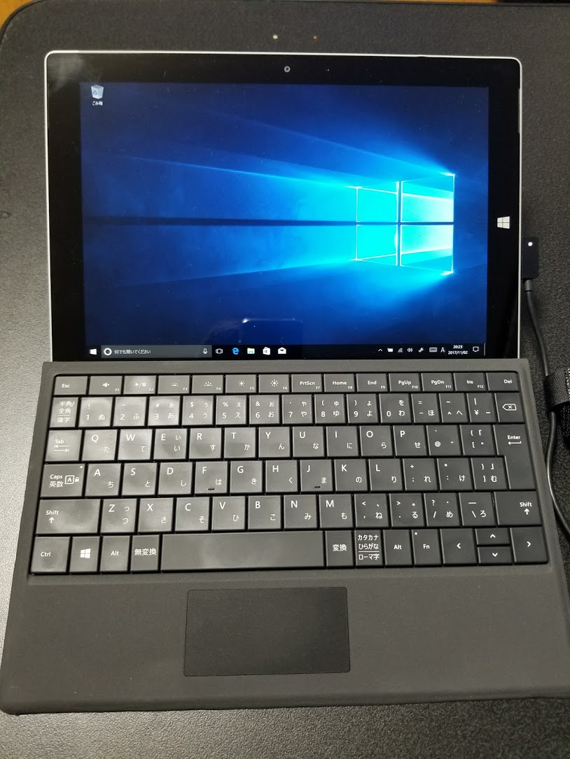 Surface 3を今さら購入したので購入レビュー