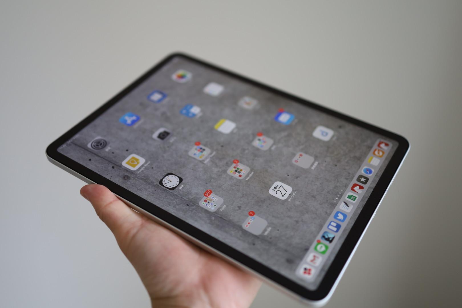11インチ・12.9インチiPad Proは格安SIMで使えるのか?(第3世代・2018)