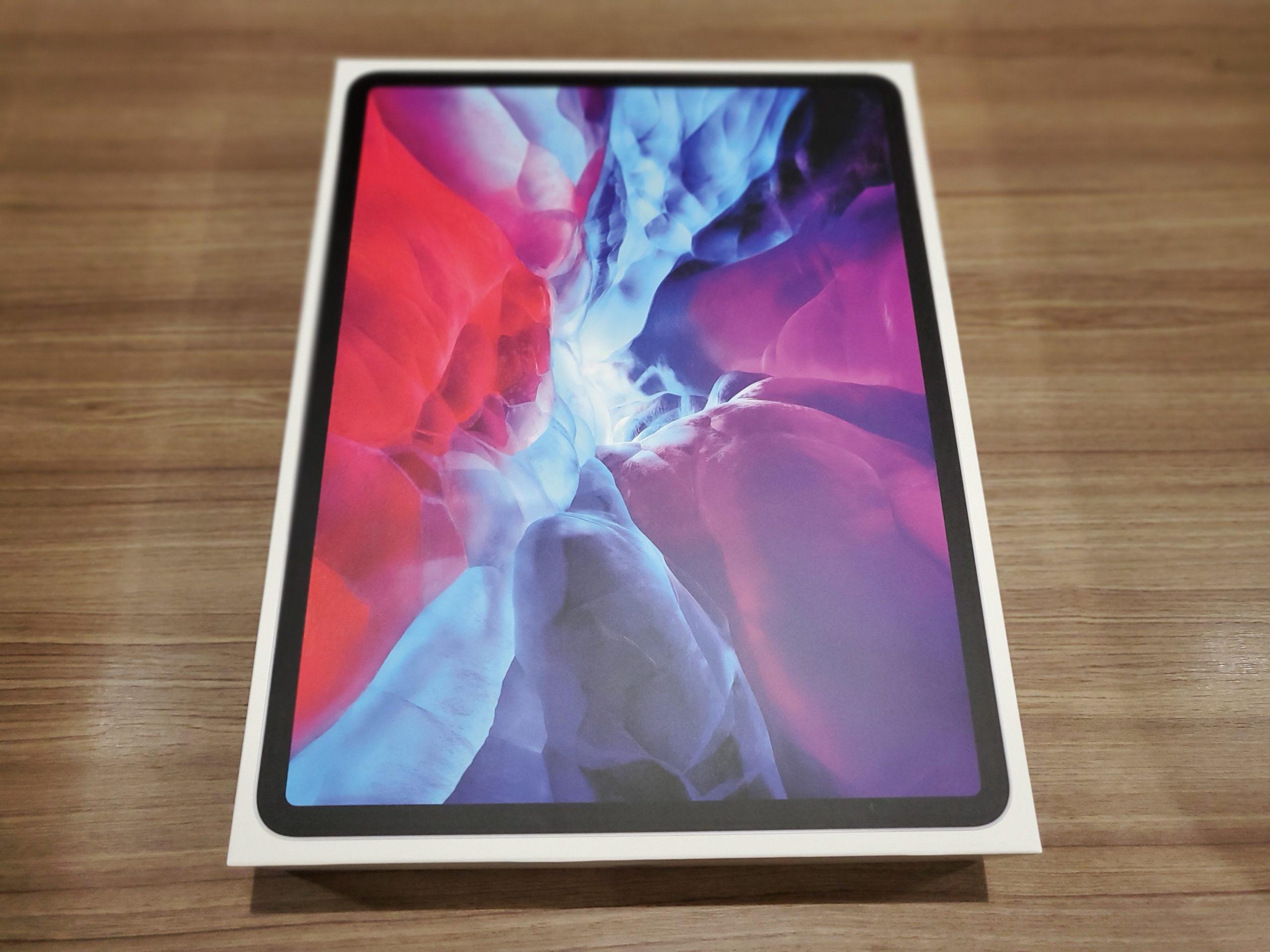 iPad Pro 2020のバッテリーの電池持ちをチェック